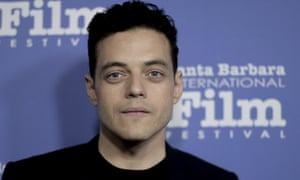 Rami Malek, who has said he had 'creative differences' with the director and of the 'tumultuous' set.