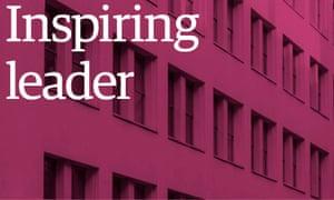 Guardian University Awards