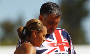 Toni Minichello coached Jessica Ennis-Hill to Olympic gold in 2012.