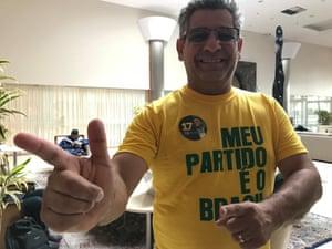 Nereu Crispim, businessman turned politician
