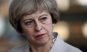 One MP said modernising Conservatives loyal to David Cameron would oppose Theresa May (pictured), who attended a grammar school, in her quest to reintroduce selective schools.