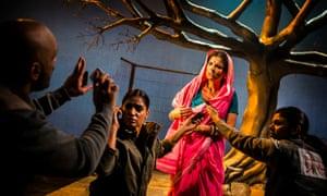 Ulrika Krishnamurti as Sheelu