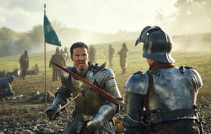 'The best Shakespearean dramatisation in the history of both TV and film': Benedict Cumberbatch in The Hollow Crown: The Wars of the Roses – Richard III on BBC2.
