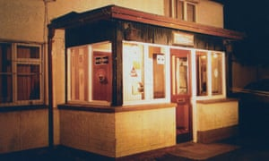 The Heights bar in Loughinisland, County Down, where six men were killed in 1994.