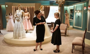 Julia Ormond and Angourie Rice star in Bruce Beresford's much anticipated feature film Ladies in Black, a 1950s period drama set in a department store