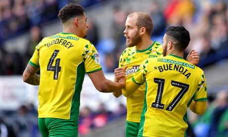 Teemu Pukki scores twice for rampant Norwich in thrashing of Bolton