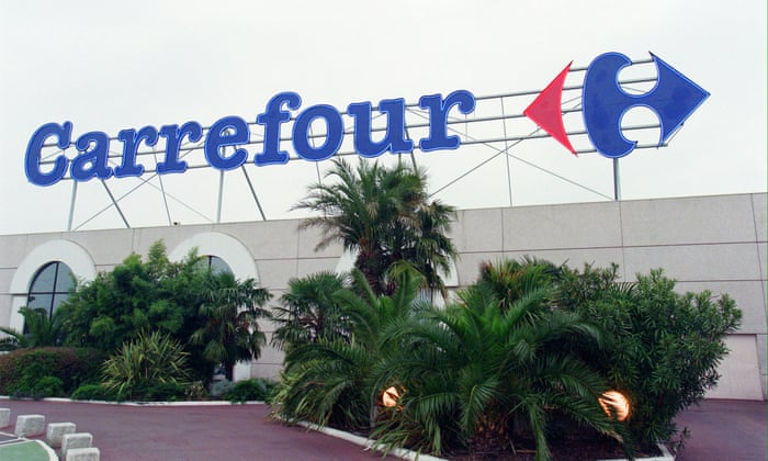 Tesco And Carrefour Plan Strategic Alliance To Buy Products