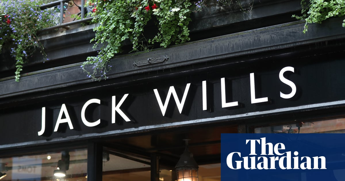 Sports Direct rescues Jack Wills and adds it to its high-street empire