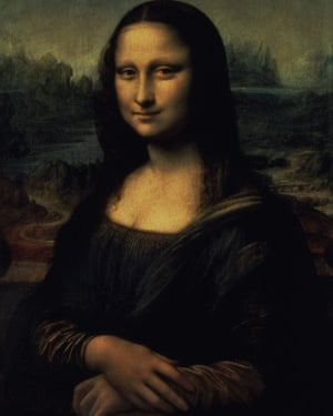 The smile of Mona Lisa reflects Da Vinci's research on the mechanics of 'the muscles called lips'. Photograph: BBC/Illuminations