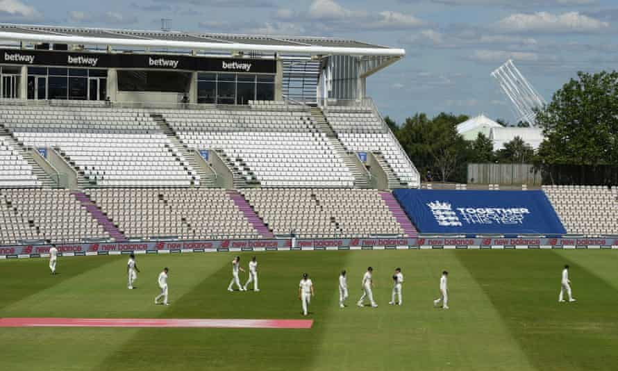 The first World Test Championship final will take place at the Ageas Bowl, starting on Friday.