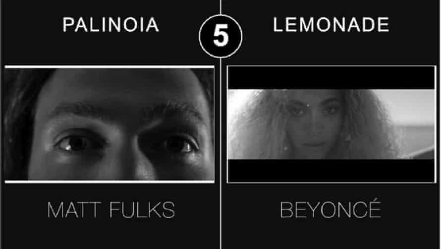 Similarity No 5: 'Black and white eyes'