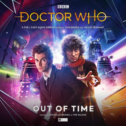 Out of Time from Big Finish, which featured the voices of Tom Baker and David Tennant
