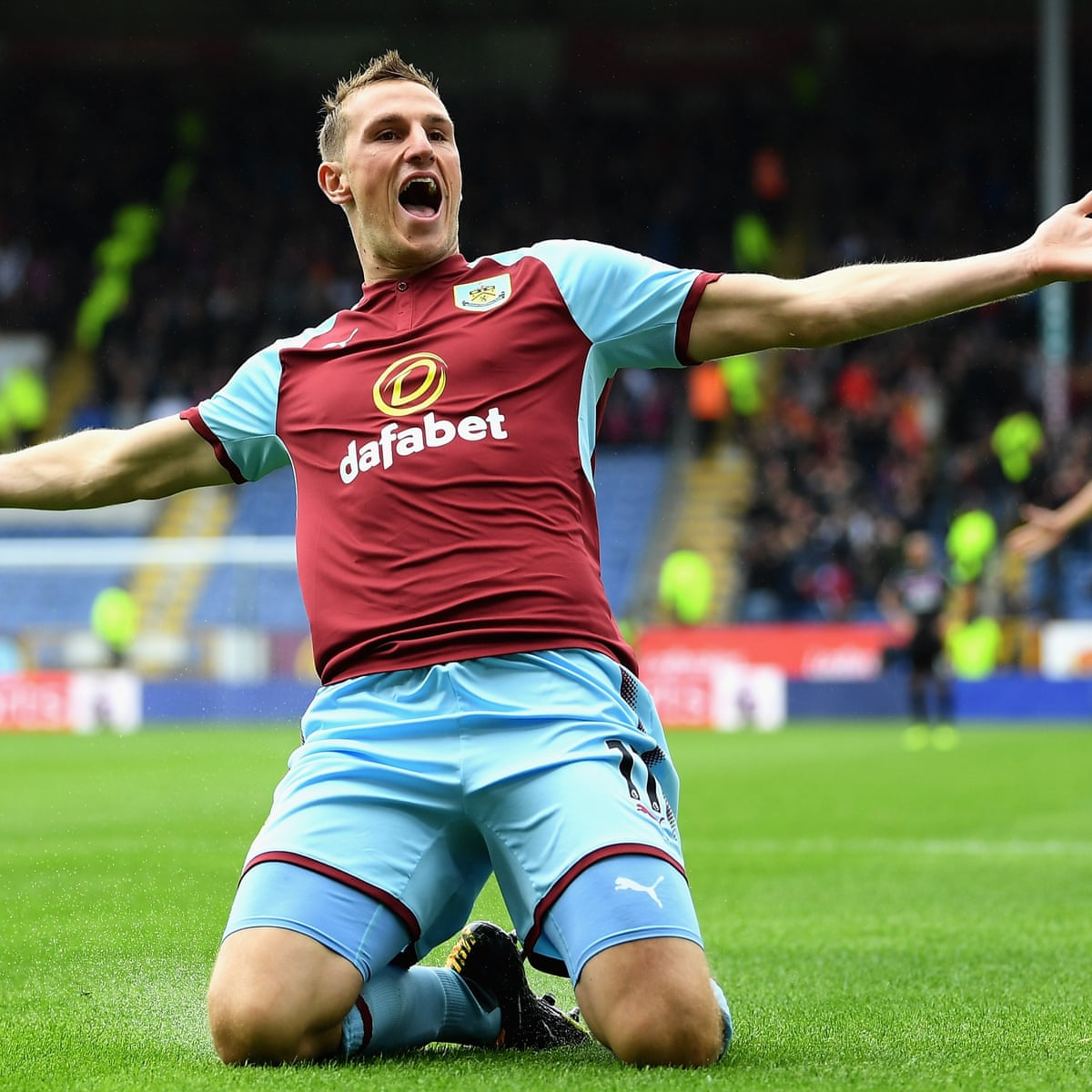 Chris Wood seals victory for Burnley to leave Crystal Palace ...