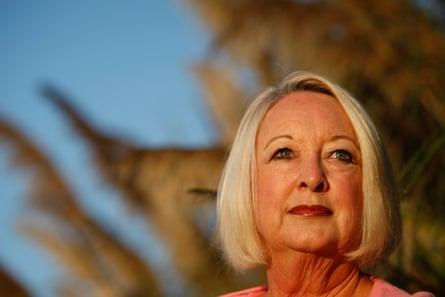 Amy's mother, Linda Biehl