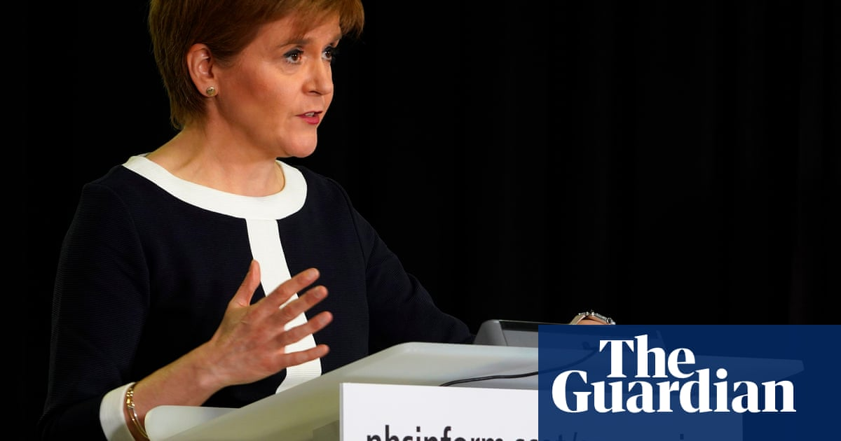 Scots Must Accept Life Alongside Covid 19 As New Normal Sturgeon