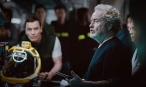 Seen this before? Alien: the Covenant