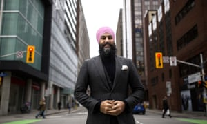 'If we want to create a society where we respect everyone we must give more consideration to individuals who are in minority positions,' said New Democratic leader Jagmeet Singh.