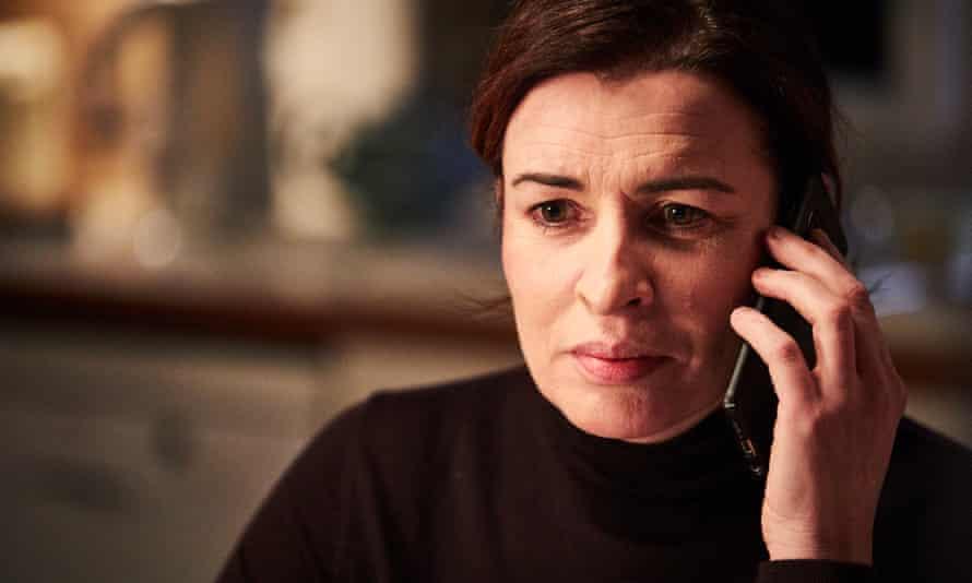 Susan Lynch as Liz in Unforgotten.