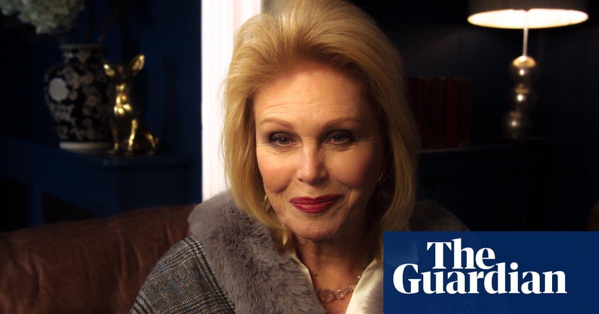 Joanna Lumley on The Picture of Dorian Gray: 'Obsession with beauty is so relevant today'