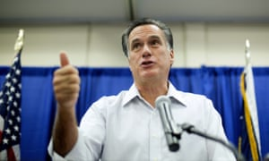 'I wish everybody in the Republican party had rejected Mr Trump and chosen someone else,' Romney said Friday.