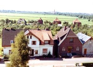 Altenwerder village, Hamburg