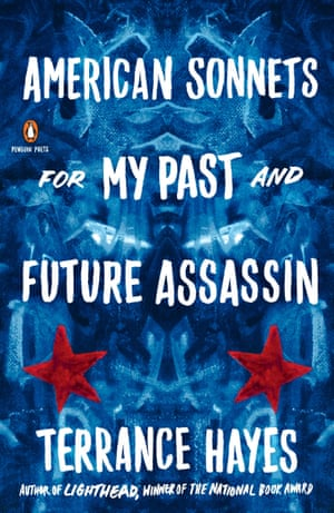 the cover of Terrance Hayes's American Sonnets
