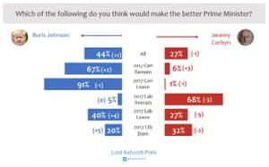 Leadership polling