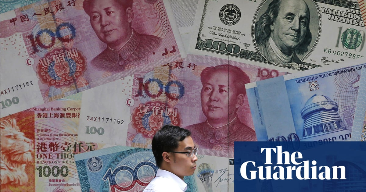 US labels China a currency manipulator as tensions flare