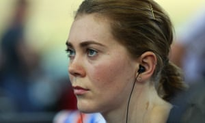 Jess Varnish says aggressive tactics were employed against her