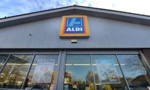 An Aldi branch