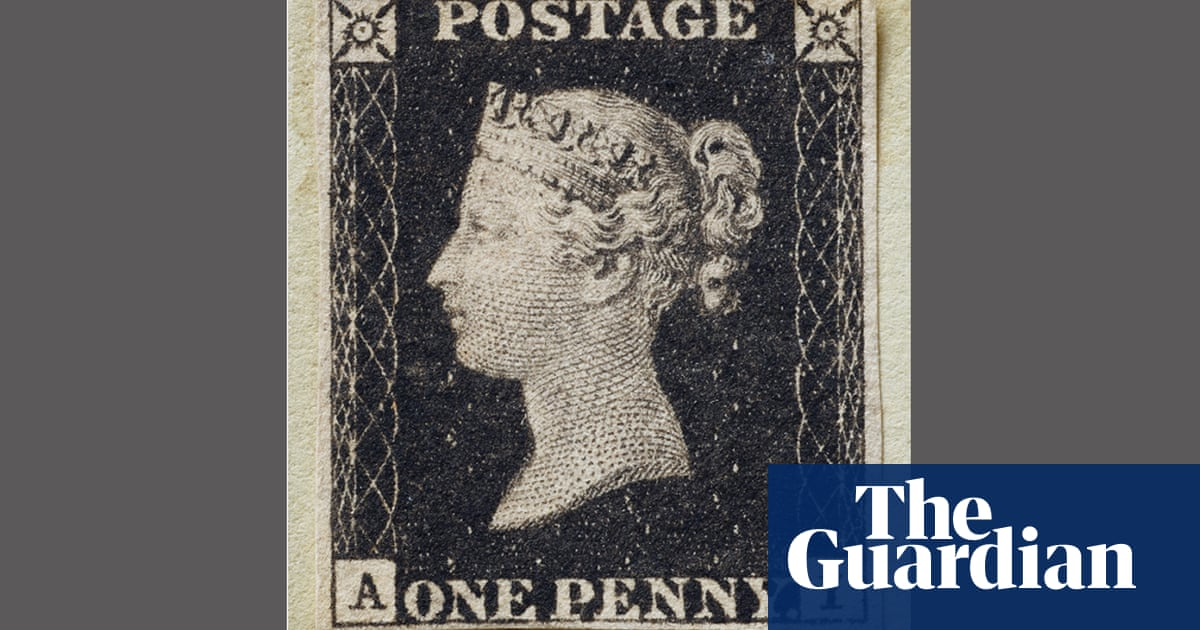 First penny black stamp could fetch up to £6m at auction
