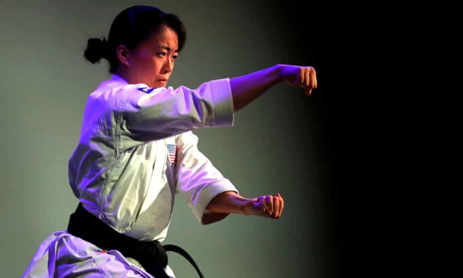 Sakura Kokumai will lead USA's medal hopes in karate