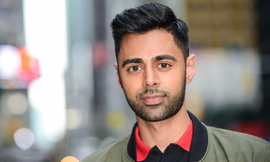 Making his Edinburgh debut … Hasan Minhaj.