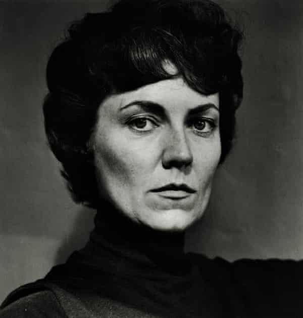 June Newton as Hedda Gabler, Melbourne, 1960.