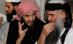 Abu Muhammad al-Maqdisi and Abu Qatada