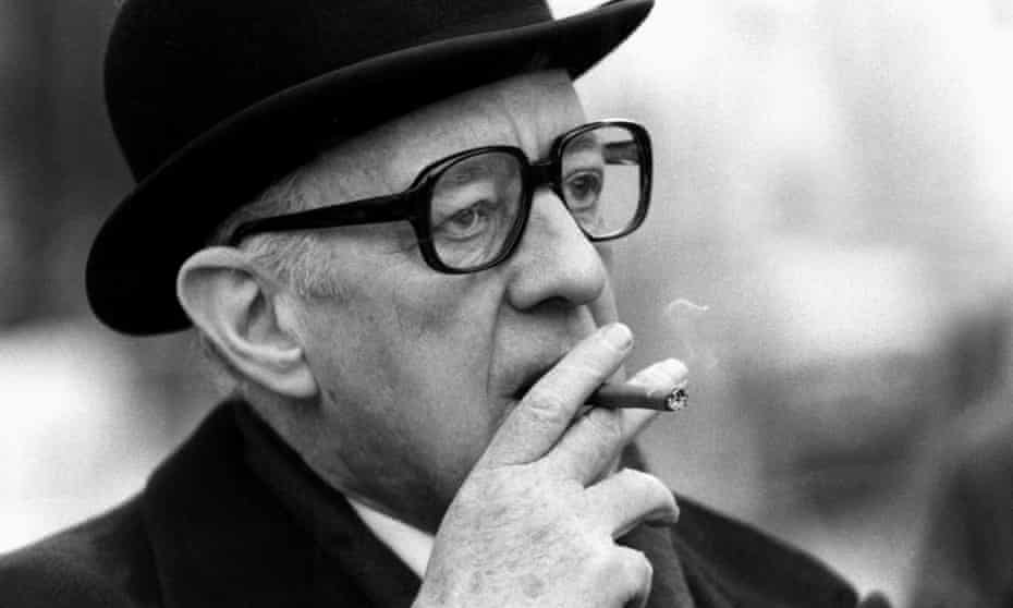 Alec Guinness in Tinker Tailor Soldier Spy
