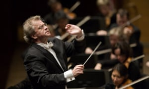 'Polished and detailed': Osmo Vänskä with the Minnesota Orchestra.