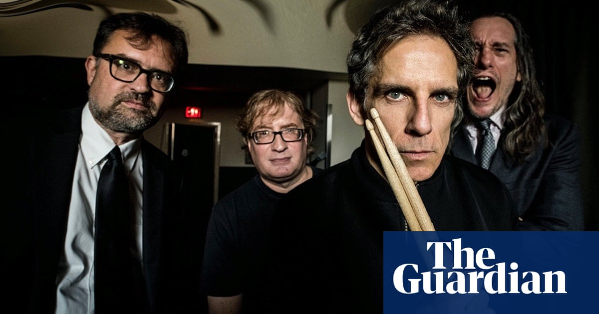 'We were total weirdos': Ben Stiller on re-forming his 80s band, Capital Punishment