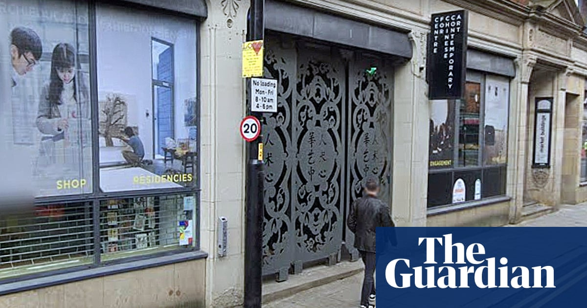 Artists call for 'white-run' UK Chinese gallery to be defunded in racism row