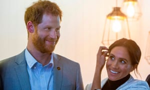 Prince Harry and his wife Meghan attend a reception hosted by the Australian prime minister with Invictus Games competitors.