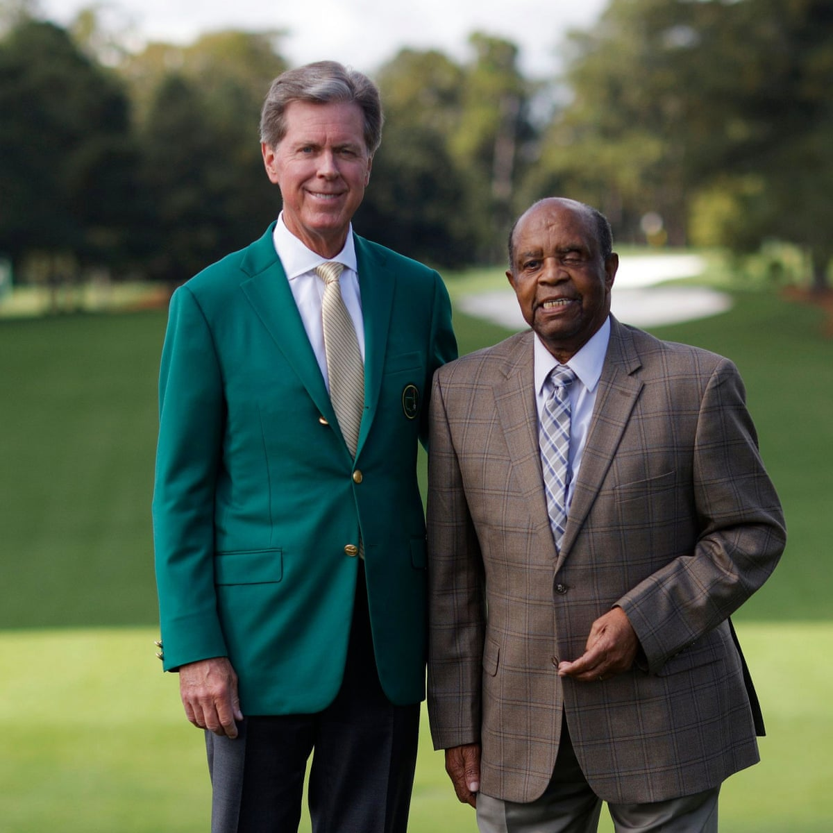 Augusta National Names Lee Elder An Honorary Starter For Masters 2021 The Masters The Guardian