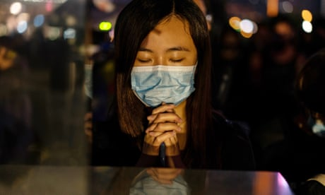 My beloved Hong Kong has become a war zone and daily life is full of anxiety