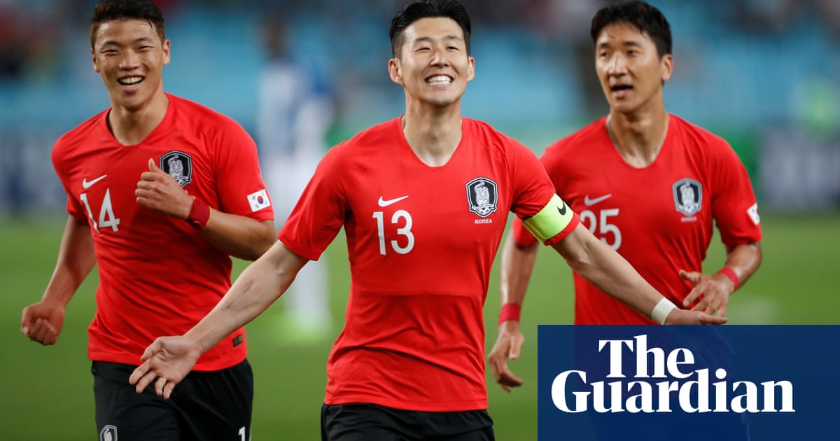 c8fe589ce6d South Korea World Cup 2018 team guide: tactics, key players and expert  predictions