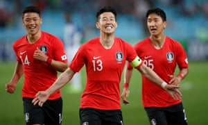 49a1816e1ef South Korea World Cup 2018 team guide  tactics