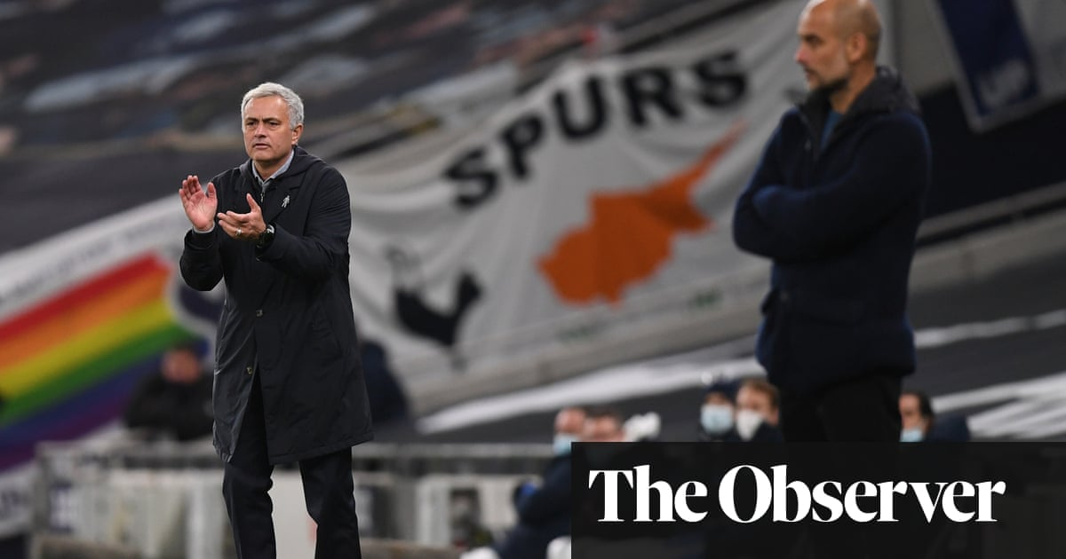 José Mourinho sends Pep-ball packing in a rivalry that always delivers | Barney Ronay