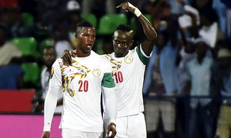Afcon 2017: Sadio Mané on target again as Senegal beat Zimbabwe to advance