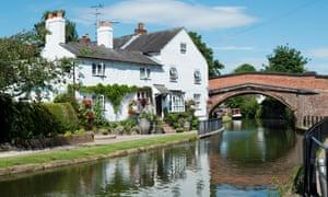 Bridgewater canal, Warrington