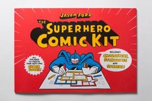 Superhero Comic Kit