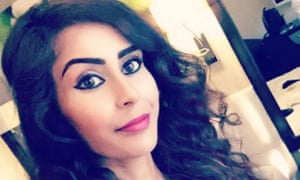 'I couldn't understand how reading a book could cause people to suspect me like this' … Faizah Shaheen.