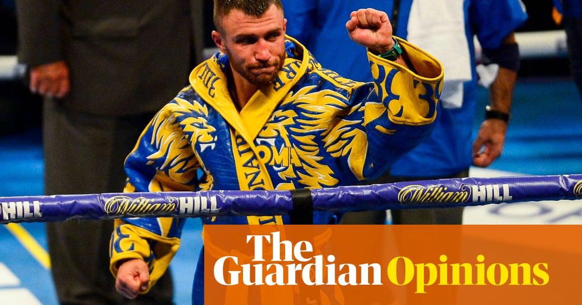 Vasiliy Lomachenko the three-weight genius wows London with his boxing arts | Sean Ingle